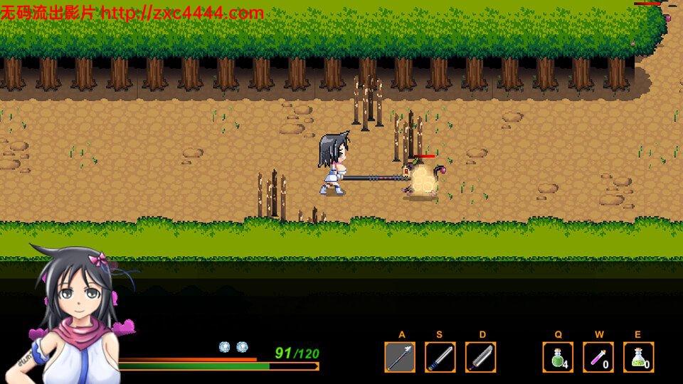【ARPG中文动态】魔物之森!Forest Of The Beasts官方中文完整版【150M】 8